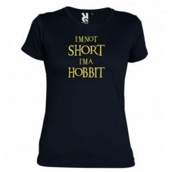 Tričko I AM HOBBIT dámské