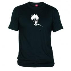 Tričko Naruto Uzumaki sage mod pánské