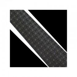 Hodvábná kravata čierna