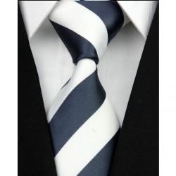 Hodvábna kravata modrá NT0030
