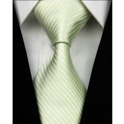 Hedvábná kravata pruhovaná NT0020