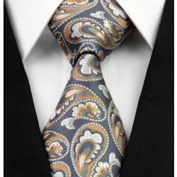 Hodvábna kravata modrá NT0253