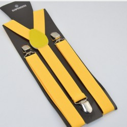 Moderné traky žlté
