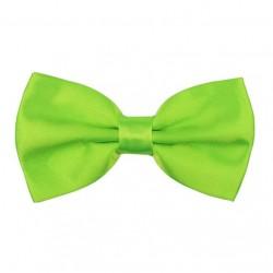 Zelený motýlik s pevným uzlom
