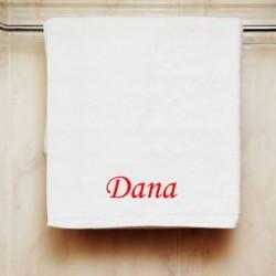 Ručník se jménem Dana