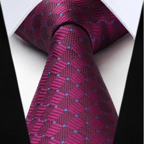 96a64bfe2fb Prodloužená hedvábná kravata - Wemay