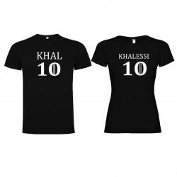 Tričko pro páry Khal Khaleesi