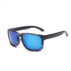 Sportovní sluneční brýle dřevěné